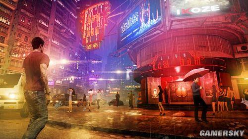 《热血无赖》最新游戏截图公布 香港警匪大战