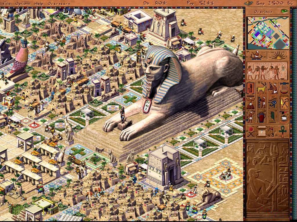 龙之崛起 宙斯 法老王和埃及艳后 凯撒大帝系列 游戏介绍与下载
