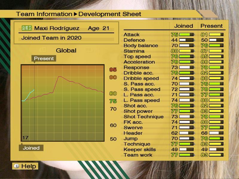 PES2009里的一些妖人曲线及使用心得(大部分