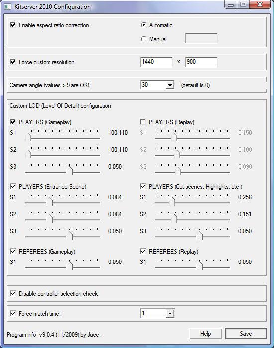 kitserver_kitserver 9.0.4.2 by robbie & juce 4日更新!